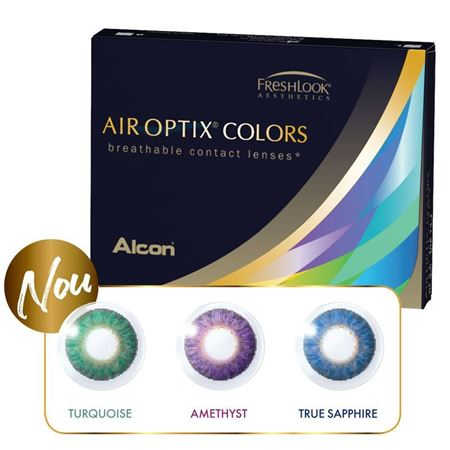 Imagine AIR OPTIX COLORS (2 lentile)