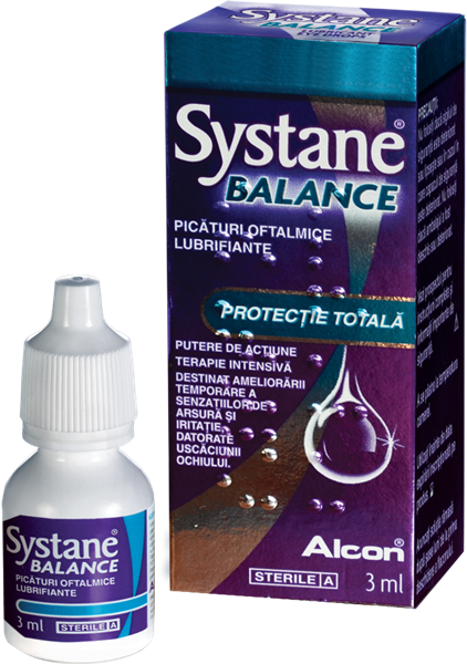 Imagine Systane Balance, picaturi oftalmice (10ml)