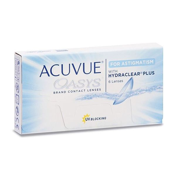 Imagine Acuvue Oasys for Astigmatism (6 lentile)
