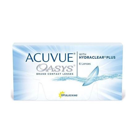Imagine Acuvue Oasys with Hydraclear Plus (12 lentile)