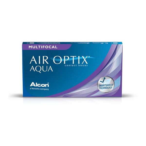 Imagine AIR OPTIX Aqua Multifocal (3 lentile)