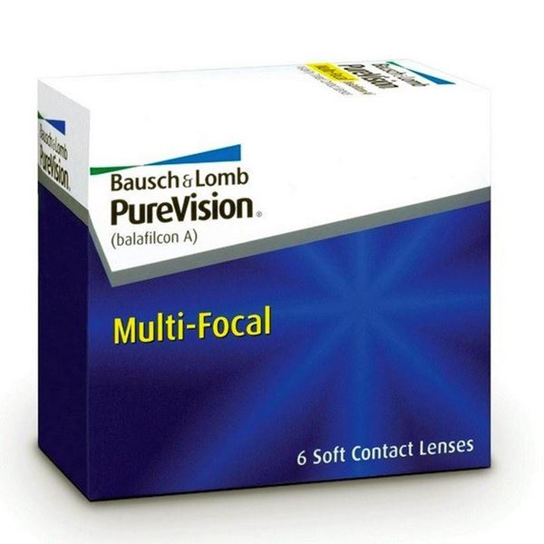 Imagine PureVision MultiFocal (6 lentile)