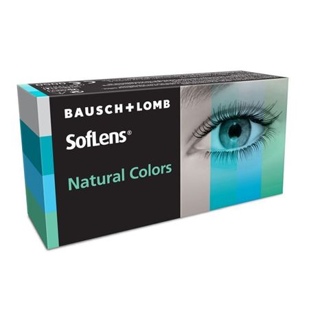 Imagine SofLens Natural Colors (2 lentile)