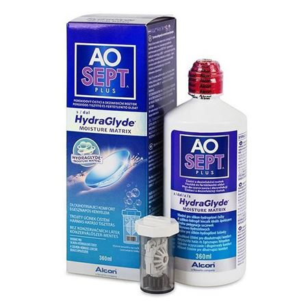 Imagine AoSept Plus Hydraglyde (360ml)