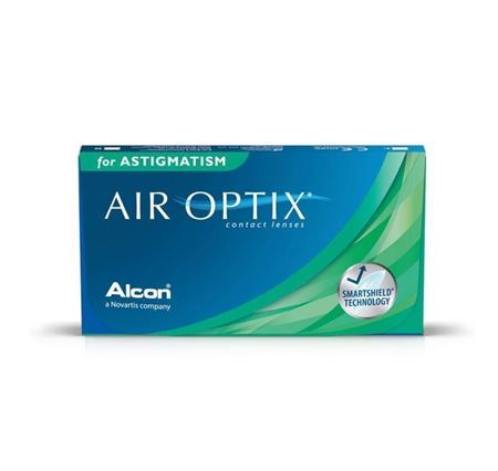 Imagine AIR OPTIX for Astigmatism (6 lentile)