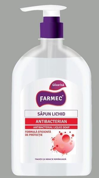 Imagine Sapun antibacterian  FARMEC 500ml