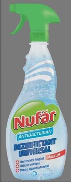 Imagine Dezinfectant universal NUFAR 750 ml- cu trigger