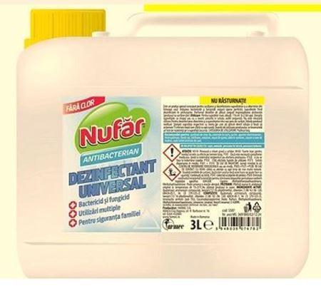 Imagine Dezinfectant universal NUFAR 3000 ml