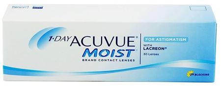 Imagine 1 Day ACUVUE Moist for Astigmatism