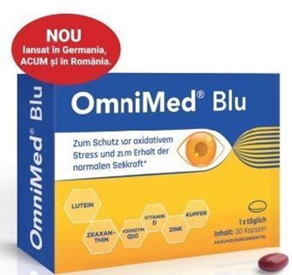Imagine OmniMed Blu, suplimente alimentare (30 buc.)